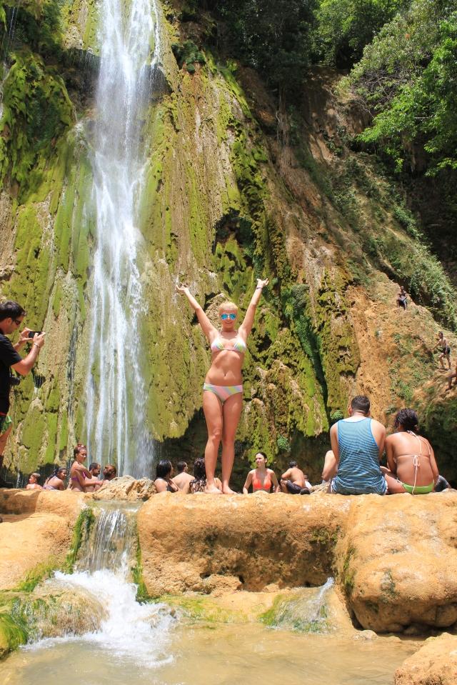 Lemon Waterfall