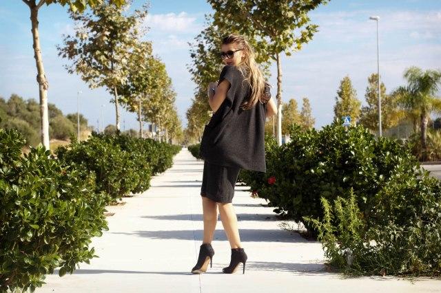 mbcos blog de moda malaga streetstyle fashion  chaleco de lana autumn
