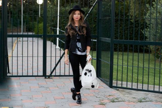 Mbcos blog de moda malaga fashion blogger moda mujer negro