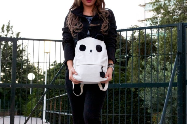 mbcos blog de moda malaga spain fashion blogger black panda bag