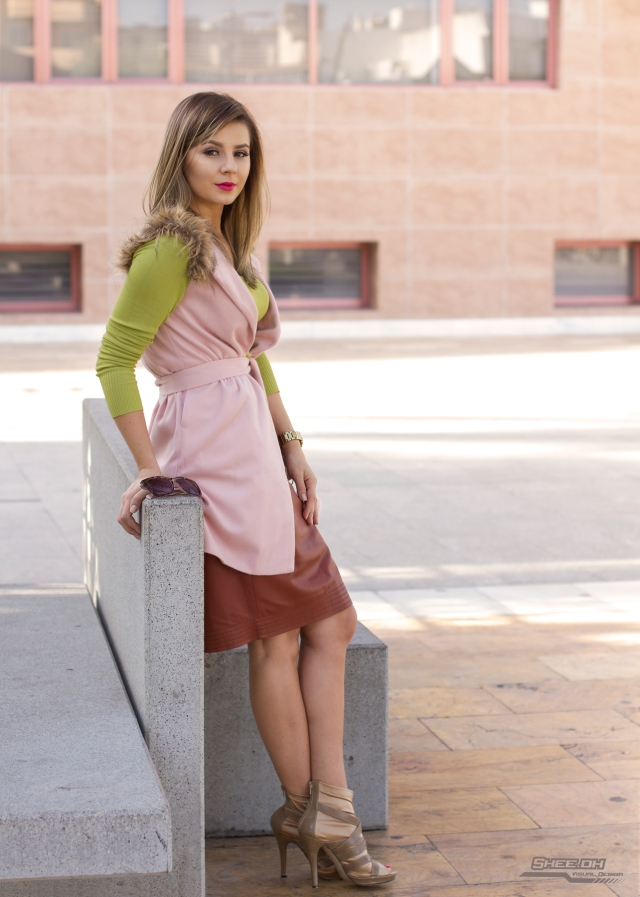 mbcos blog de moda malaga spanish fashion blogger moda mujer leather skirt