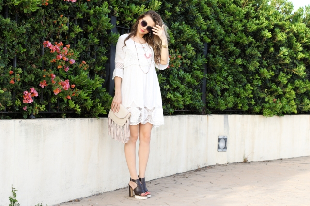 mbcos spanish blogger dress with style moda malaga mujer boho style elvio zanon shoes