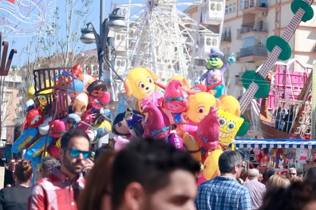 Feria de los Pueblos Fuengirola ,Malaga