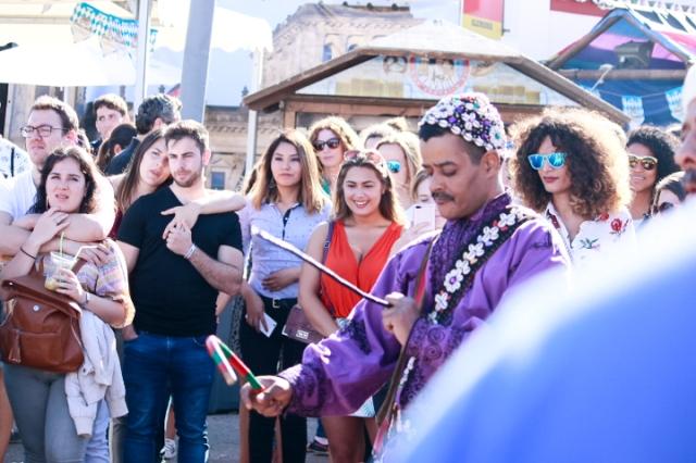 Fuengirola Feria de los pueblos Mbcos blogger Feria Internacional de los pueblos