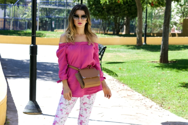 dreamy soorty denim mbcos blogger moda malaga streetstyle malaga marbella fuengirola best floral looks casual