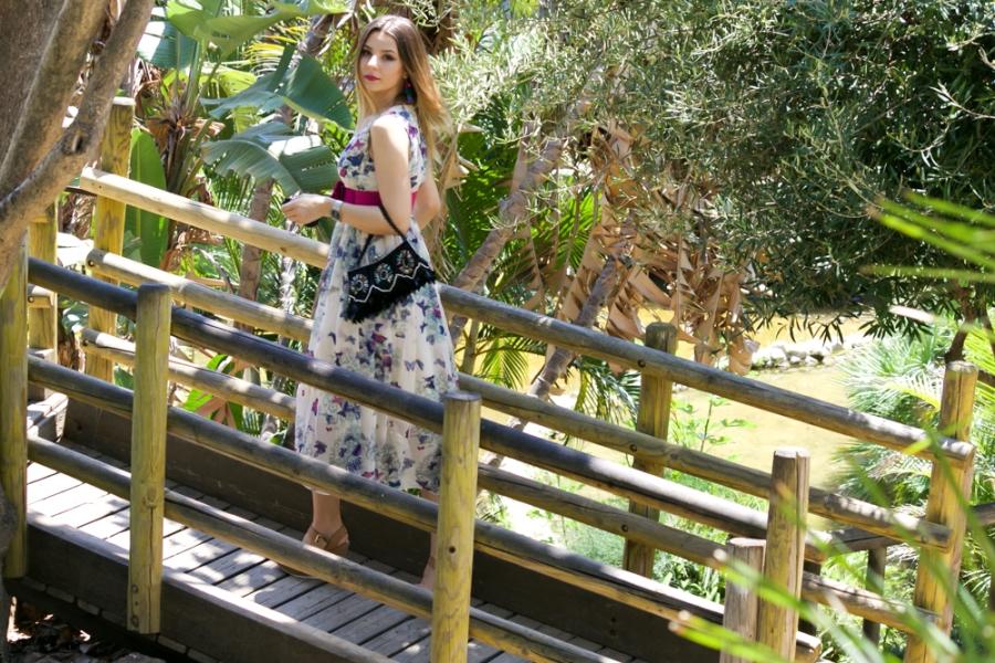 mbcos fashion blogger malaga spanishbloggers looks de dia looks diario wedges floral dress lookbook how to wear floral dress moda malaga